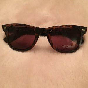 Lucky Brand Women's Sunglasses w/ Free Case!
